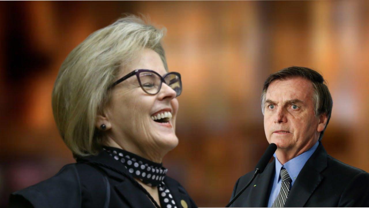 Presidente do TSE, Rosa Weber rebate fala de Bolsonaro sobre fraude nas eleições de 2018