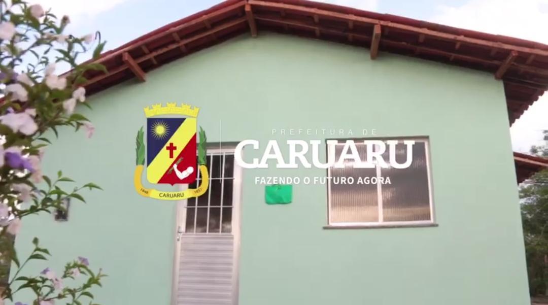Em Caruaru, até agora, foram entregues 185 moradias para famílias da Zona Rural