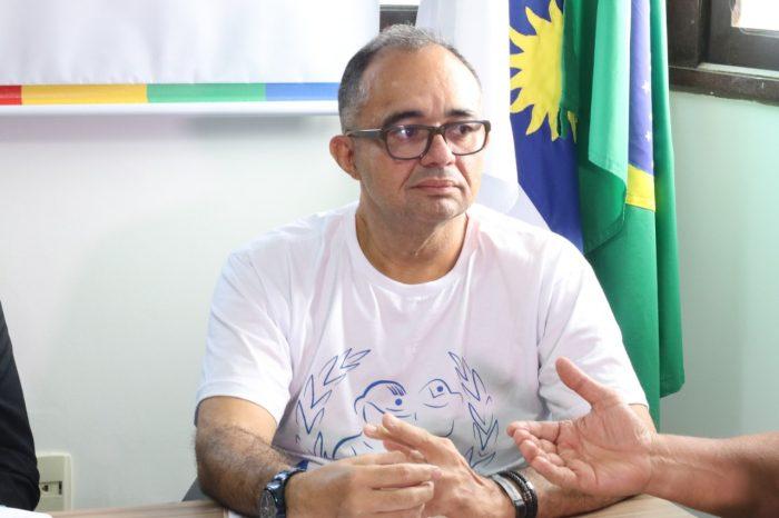 Presidente da ACS/PE Albérisson Carlos
