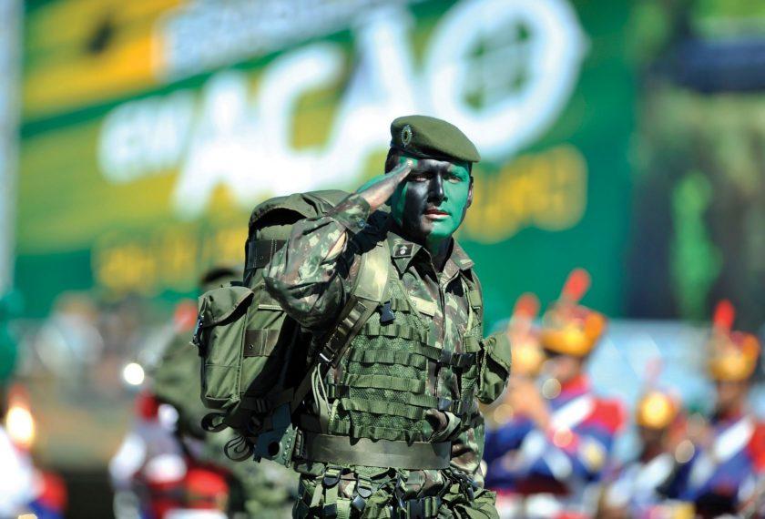 Militares das Forças Amadas iniciam ações de apoio a órgãos públicos e sociedade