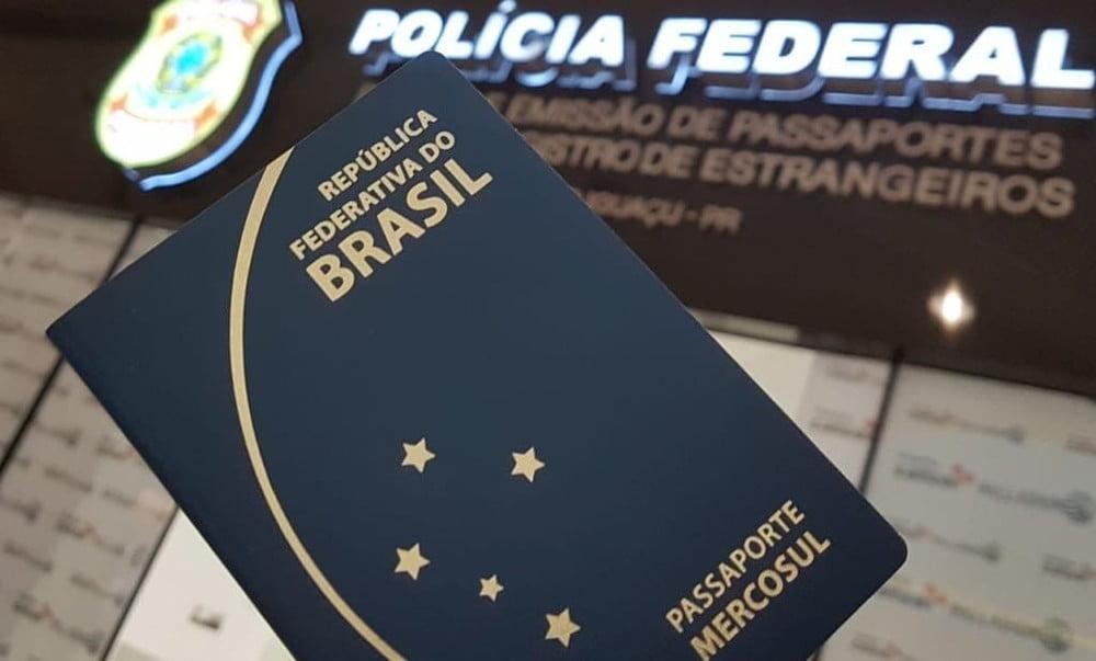 Para prevenir novo Coronavírus Policia Federal restringe emissão de Passaportes