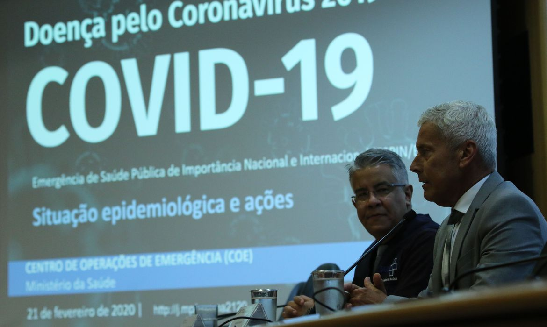 Ministério da Saúde: Brasil tem 92 mortes e 3.417 casos confirmados de coronavírus