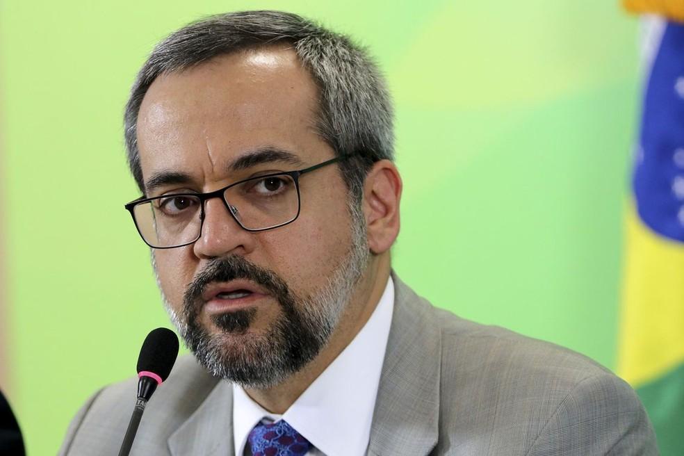 Weintraub pediu prisão de 'vagabundos' do STF