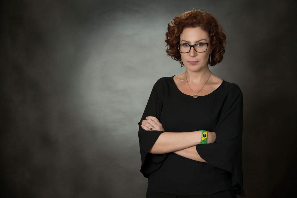 Carla Zambelli é intimada a depor na Polícia Federal