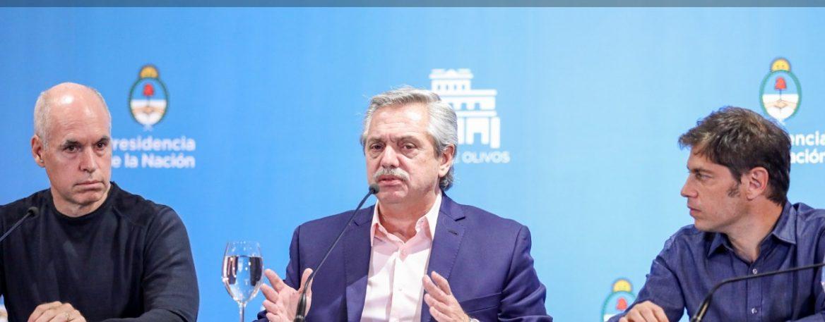 Presidente da Argentina cria decreto proibindo demissão sem justa causa por 60 dias