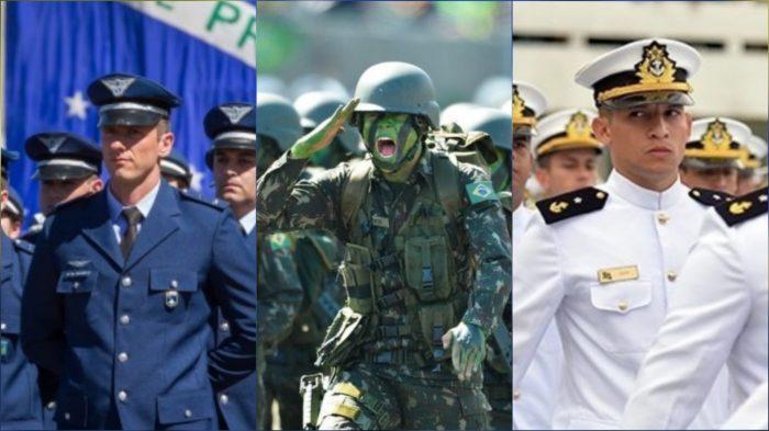 """Militares intitulados """"504 guardiões da nação"""" fazem manifesto contra STF"""