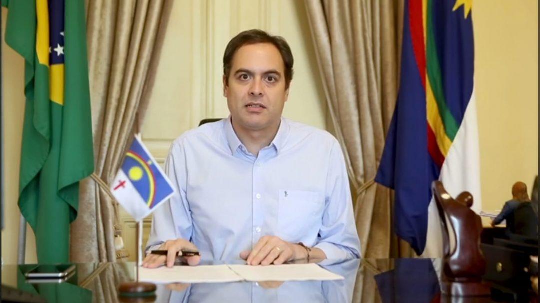 Governador Paulo Câmara.