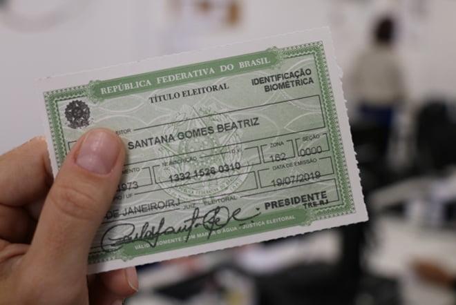 Eleitor já pode solicitar 1º título pela internet
