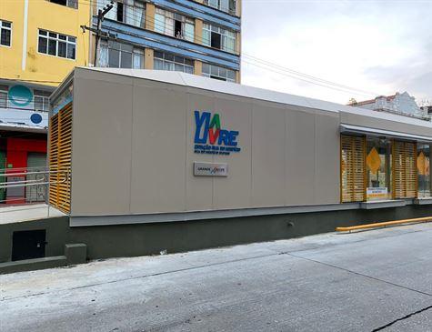 Avenida Conde da Boa Vista tem nova estação de BRT a partir desta quinta-feira