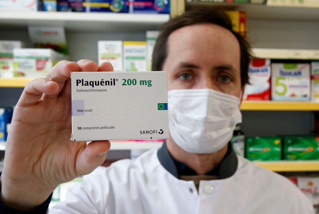 Hidroxicloroquina é distribuída gratuitamente nas farmácias italianas