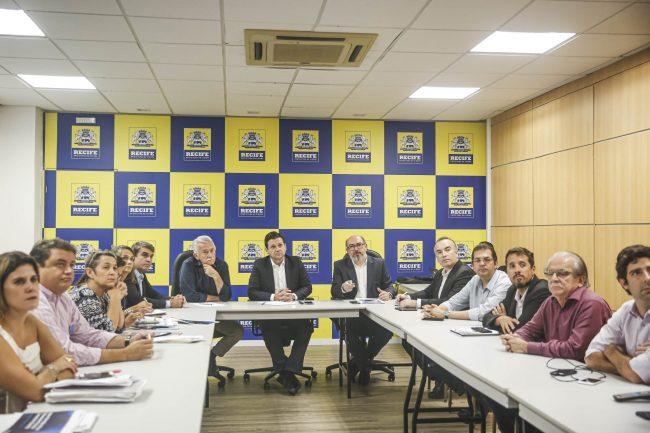 TCE-PE acompanha permanentemente gastos do Recife no combate à Covid-19