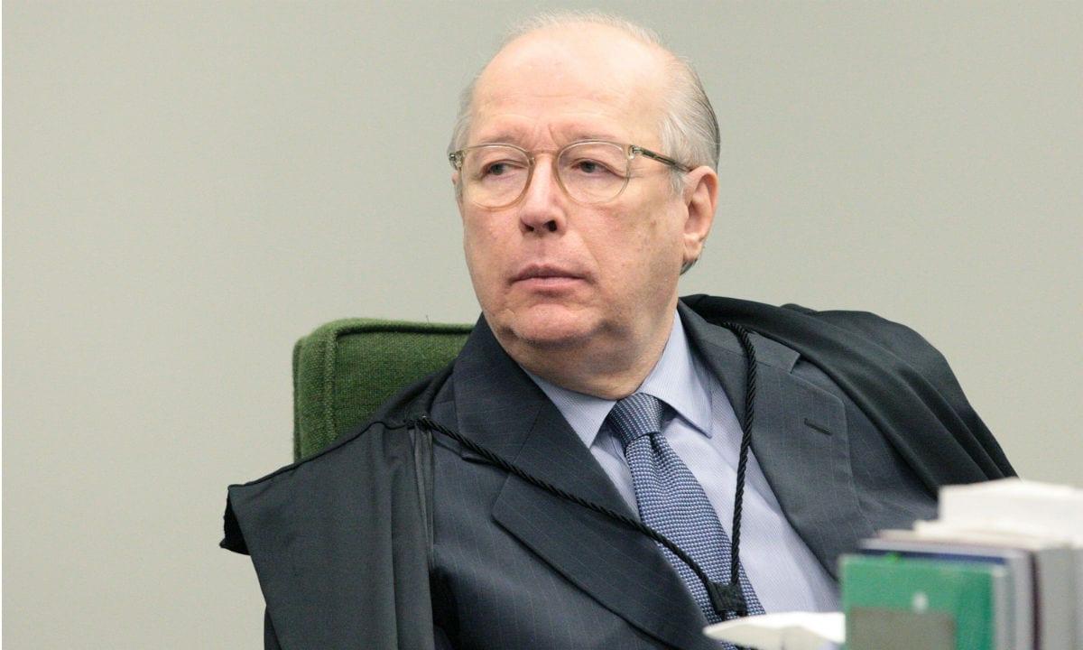 Celso de Mello arquiva pedido de apreensão dos celulares de Bolsonaro e do filho