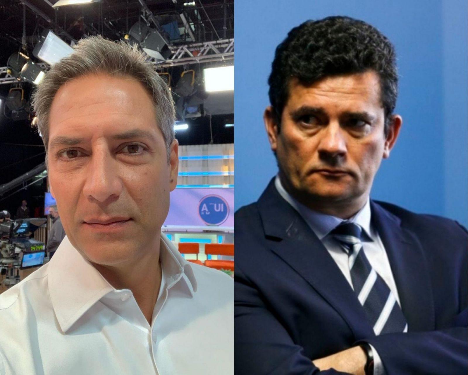 Moro sabia que Adélio não agiu sozinho no atentado contra Bolsonaro, afirma Lacombe