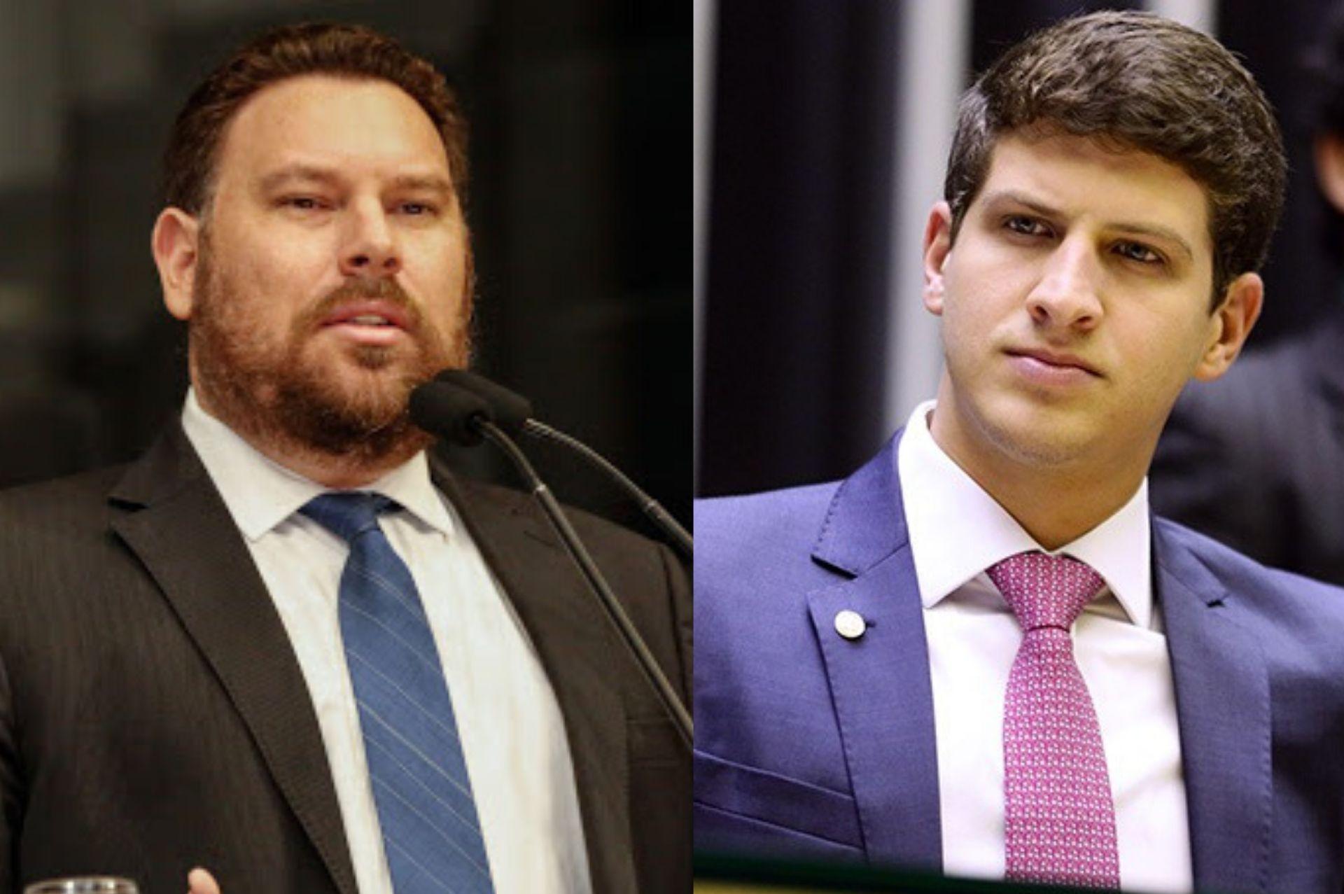 """Após investigações, deputado questiona João Campos: """"Porque não aparece ao lado de Geraldo Julio?"""""""