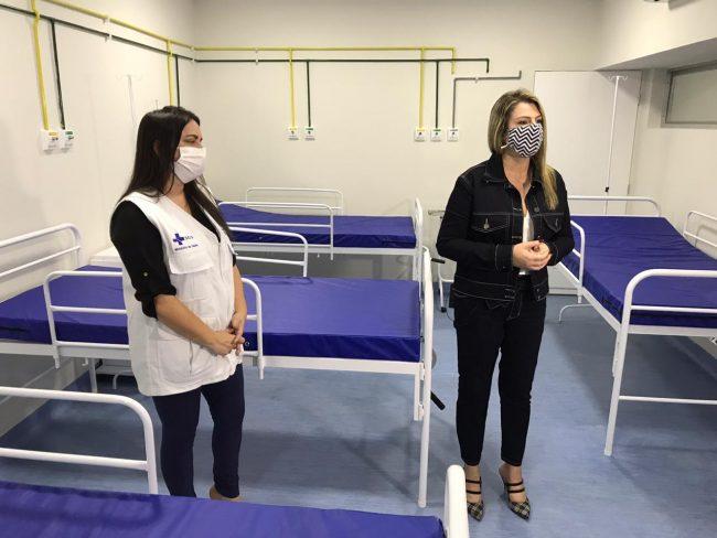 Hospital provisório Covid-19 de Abreu e Lima pode começar a funcionar até 12 de junho