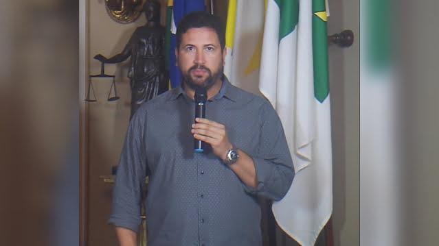 Secretário de Imprensa de Pernambuco, Eduardo Machado.