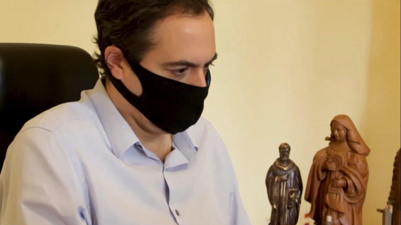 Governador Paulo Câmara enfatiza importância da quarentena para vencer a pandemia