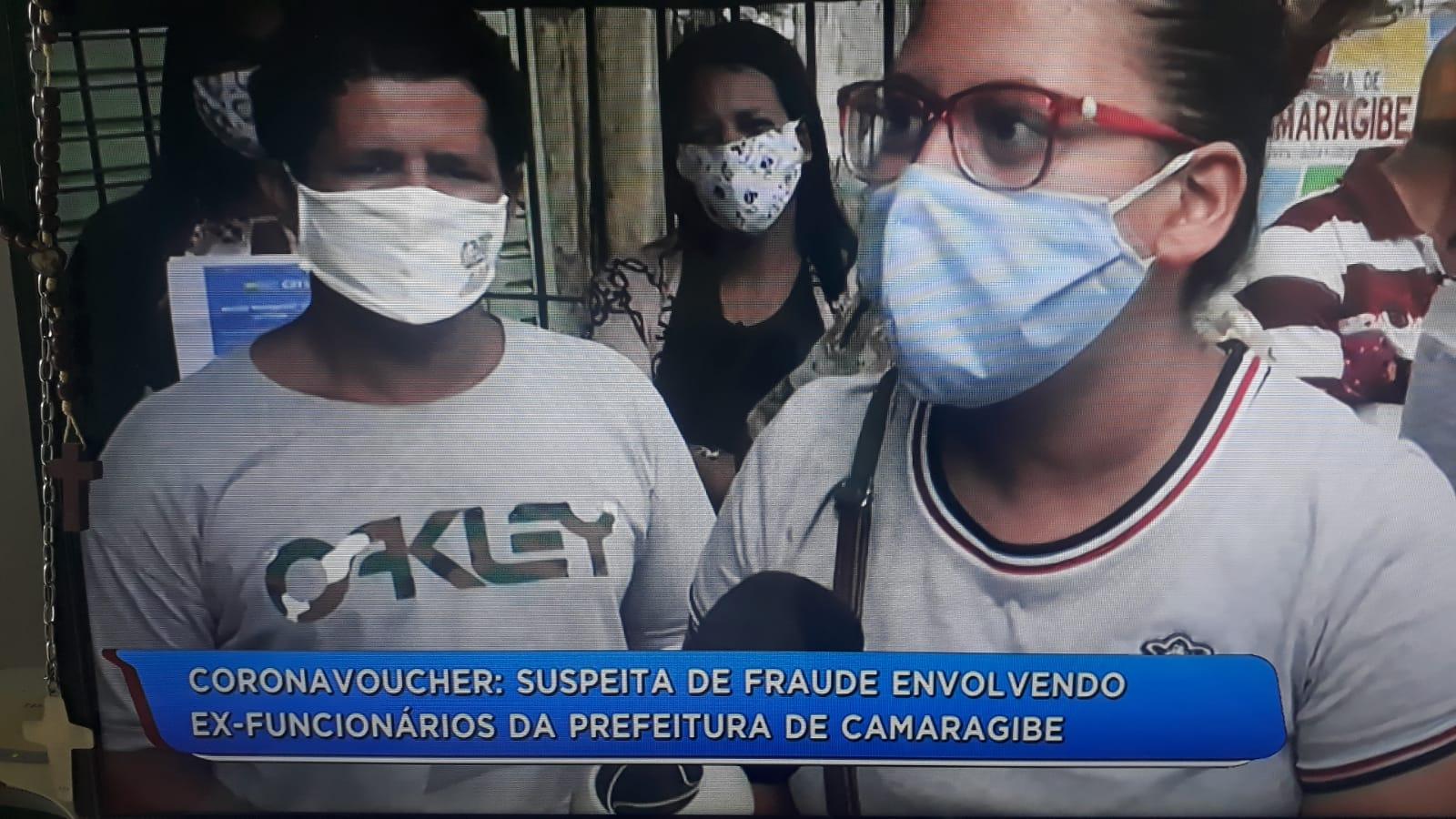 Vídeo: Ex-servidores denunciam possíveis fraudes dentro da Prefeitura de Camaragibe