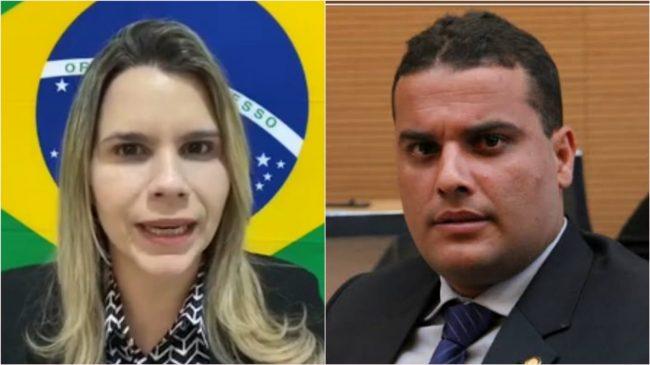 """Vereador do Recife David Muniz (PSB), rebate e chama Clarissa Tércio de """"deputada da morte"""""""