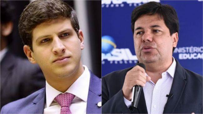 João Campos (PSB), rebate declaração do ex-ministro da educação Mendonça Filho