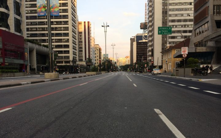 Central sindical vai à Justiça pedir lockdown em São Paulo