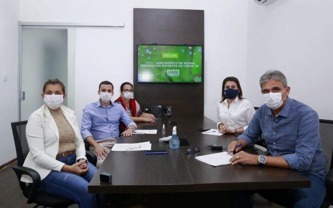 Prefeitura da cidade de Igarassu anuncia novas medidas de combate a Covid-19