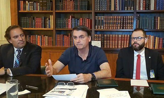 Em live, presidente Jair Bolsonaro revela que auxílio emergencial deverá ter a quarta parcela