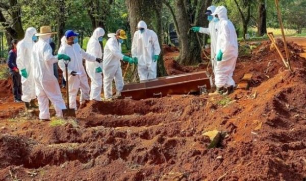 Ministério da Saúde: Brasil chega a 11,1 mil mortes por covid-19 e 162.699 casos confirmados