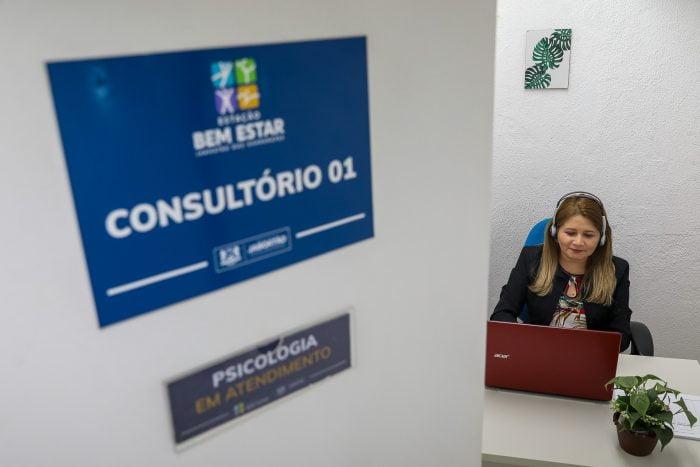 Acolhimento psicológico online em Jaboatão dos Guararapes atendeu mais de 1.200 pessoas.
