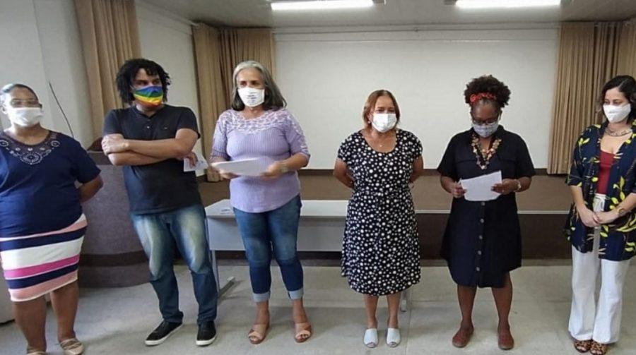 Doutora Nadegi sanciona lei que proíbe nomeação de condenados por violência contra a mulher em cargos públicos