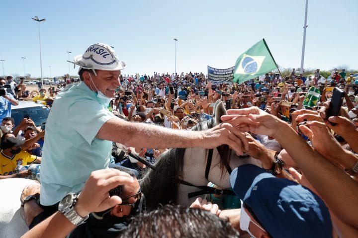 Pesquisa Ibope: Aprovação do Presidente Bolsonaro chega a 50%