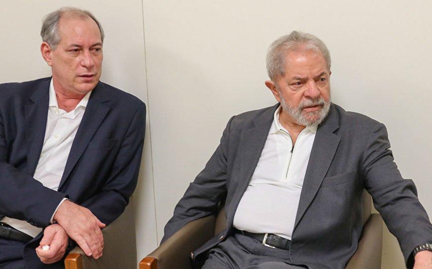 """Ciro Gomes critica Lula: """"Não sou mais amigo de Lula. Perdi o respeito por ele"""""""