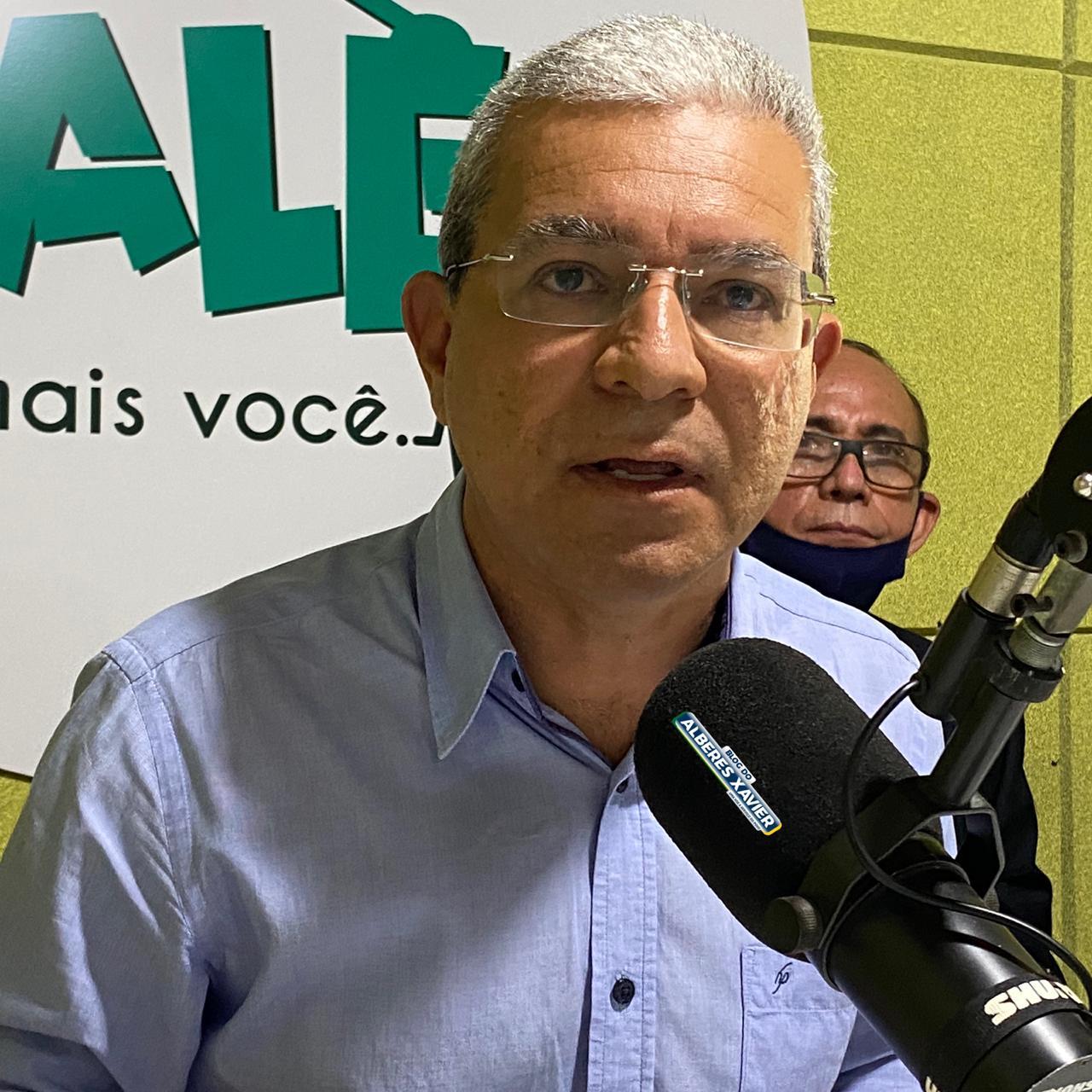 Ex-prefeito de Surubim, Túlio Vieira.