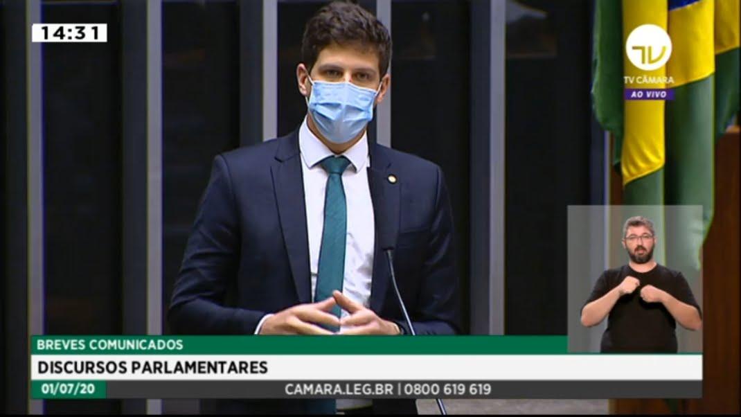 Deputado João Campos discorda de prorrogação dos R$ 600 por apenas 2 meses