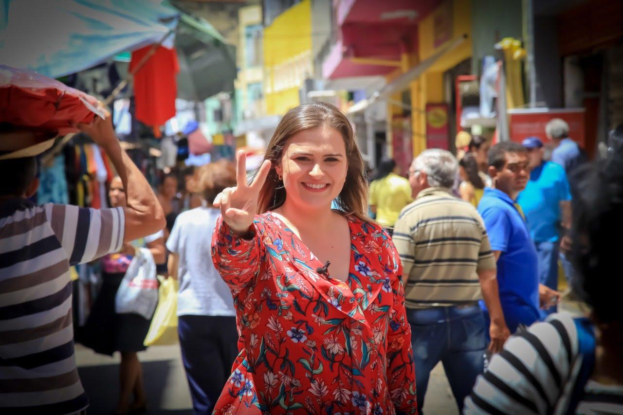 """Marília Arraes quer união entre PT e PSOL para """"consolidar frente de oposição a Bolsonaro e ao PSB"""""""