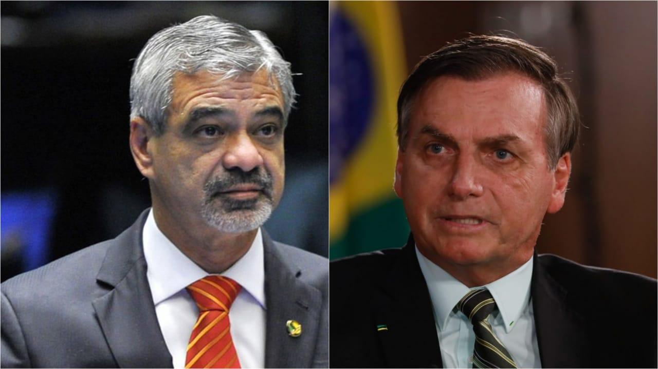 Humberto: Discurso de Bolsonaro na ONU foi mentira histórica e vergonha para o Brasil