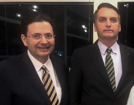 Antônio Campos pode ser o candidato de Bolsonaro nas Eleições em Olinda