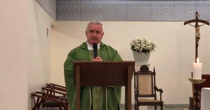 Religioso chama Bolsonaro de 'bandido' e diz que eleitor dele tem que se confessar.