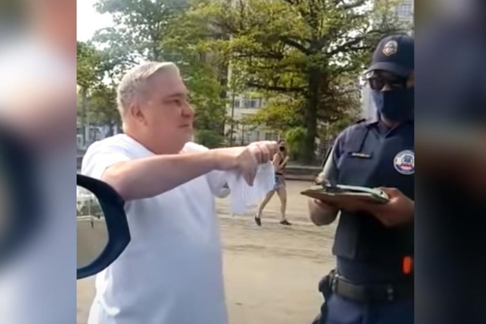 Desembargador Siqueira é condenado a indenizar guarda civil por ofensas