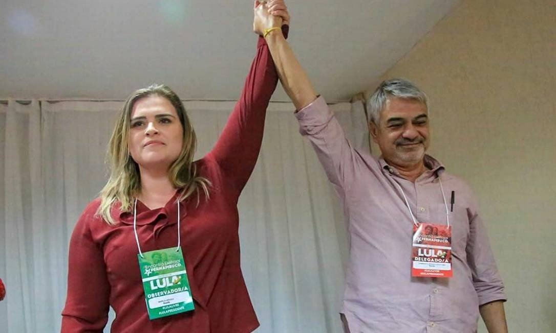 """Humberto Costa: """"Se o PT decidir, eu vou fazer a campanha e votar em Marília Arraes"""""""