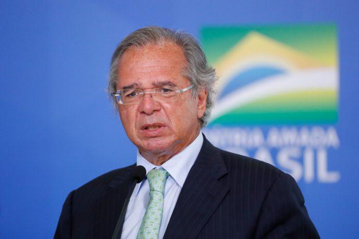 """Paulo Guedes: """"União pode quebrar se forem criados novos fundos"""""""