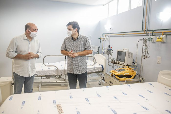 Em Casa Amarela, Maternidade Barros Lima passa por requalificação e ganha Centro de Parto Normal