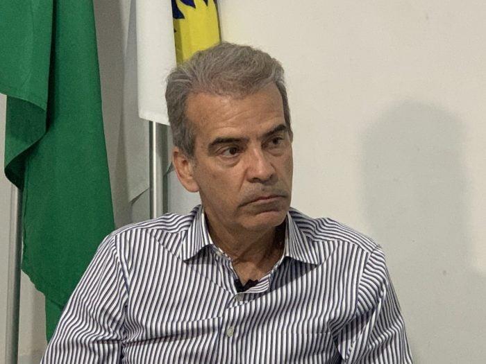 """""""Eu o entendo"""", diz Alberto Feitosa sobre Bolsonaro não declarar apoio a nenhum candidato nas eleições municipais"""
