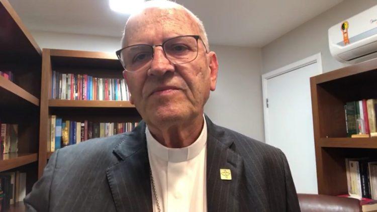 """Vídeo: """"a igreja defende a vida"""", diz Dom Fernando Saburido, arcebispo de Olinda e Recife"""