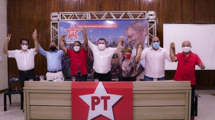 Altair Junior recebe adesão do Partido dos Trabalhadores em pré-candidatura à reeleição de Palmares