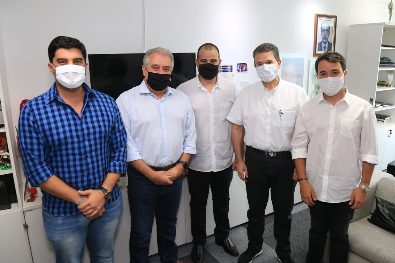 Em Petrolina, Solidariedade sai de coligação de Miguel Coelho e confirma apoio a Júlio Lossio Filho