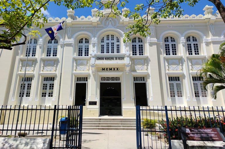 Câmara Municipal do Recife retoma as atividades presenciais nesta segunda-feira, dia 03 de agosto