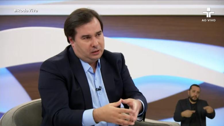 Para Rodrigo Maia, é ilusão achar que um novo imposto vai resolver os problemas do Brasil