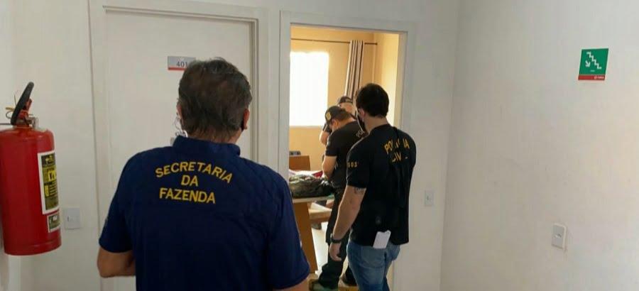 DRACCO realiza operação contra esquema de sonegação fiscal e lavagem de dinheiro em Pernambuco