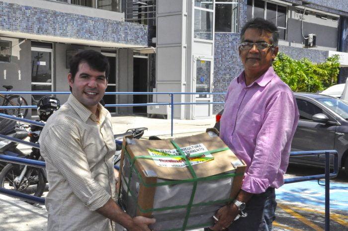 Primeira exportação brasileira de frutas à China esta prestes a acontecer.